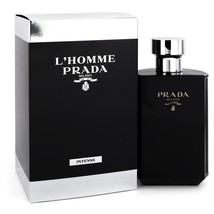 Prada L'Homme Prada Intense 5.1 Oz Eau De Parfum Cologne Spray image 4