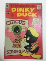 Dinky Duck #19 Nice Hard to Find CBS TV Pines Comics 1958 Silver Age  - $14.20