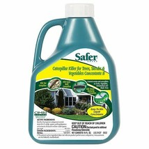 Safer Caterpillar Killer Concentrate With Bacillus Thuringiensis 16 Oz - $31.40