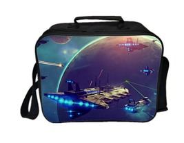 No Man's Sky Lunch Box Summer Series Lunch Bag Starships - $17.99