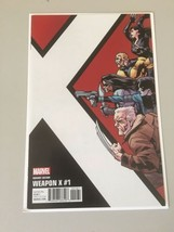 Weapon X (2017) #1F 1 in 10 NM Near Mint - $12.87