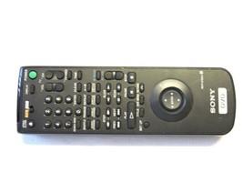 Sony RMT-D105A Remote For Dvd Player DVPS30, DVPS300, DVPSS300, RMTD103E B13 - $14.95