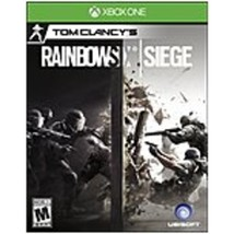 Ubisoft 887256014681 Tom Clancy's Rainbow Six Siege - First Person Shoot... - $10.00