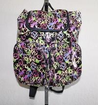 Braciano Multi-Color Vinyl Backpack