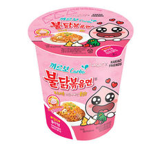 Spicy Chicken Noodles BULDAKBOKEUM Cup Ramyun/Noodle NongShim cup Shin Ramyun image 5