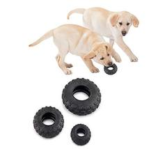 NACOCO Dog Chew Toys Pet Tire Toys Molar Cat Motorcycle Cleaning Teeth R... - $14.84