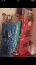 Joblot of snowflakes on Nuganza different colours for christmas decorati... - $183.86