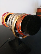 9 New Bracelets Multi- Designs Colors image 3