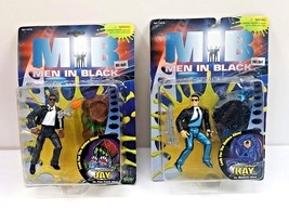 Men in Black Jay Alien Ambush and Kay Street Striker Action Figure 1997 - $29.63