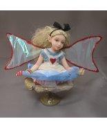 The Ashton Drake Galleries Alice in Wonderland Fairy Princess Designed B... - $49.49