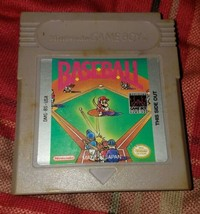 Mario Baseball (Nintendo Game Boy, 1989)  - Tested Free Ship - $10.88