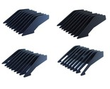 4 Limit Comb for Hair Trimmer Clipper 3mm 6mm 9mm 12mm