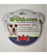PetPride IDTAG.com Small Dog ID Tag Emergency Safety & Recovery Program. - $6.03