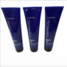 Lot Set of 3 MATRIX Total Results BRASS OFF Blonde Threesome Protecting ... - $34.99