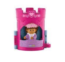 Fisher-Price Little People Maid Marian Pop Open Castle image 3