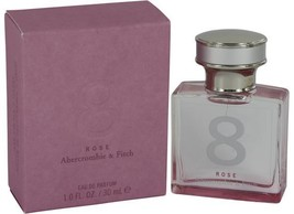 Abercrombie & Fitch Abercrombie 8 Rose 1.0 Oz Eau De Parfum Spray image 2