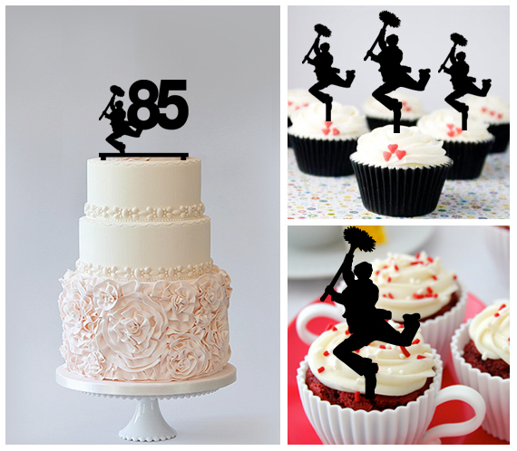85th Birthday Anniversary Cake TopperCupcake Topper Chimney Sweep 11 Pcs