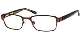 Ernest Hemingway H4639 Eyeglasses in Brown - $69.95