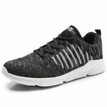 Men Running Shoes Breathable Outdoor Non-Slip Comfortable Mesh Athletic Sneakers image 13