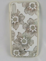 iPhone Case Kate Spade Protective Case for iPhone XS Max Clear - $18.80