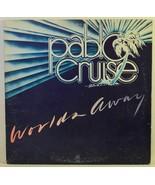 Pablo Cruise World's Away LP Vinyl Album Record 1978 A&M SP 4697 - £5.25 GBP