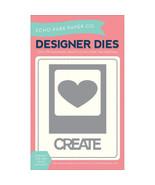 Echo Park Dies Heart & Create Photo Card EPPDIE2 - $8.21