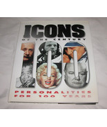 Icons of the Century by Giorgio Taborelli 1999, Hardcover, U.S.A - $19.75