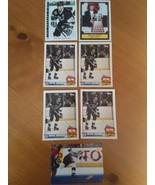 Wayne Gretzky Hockey Trading Cards Lot Of 7 - $3.95