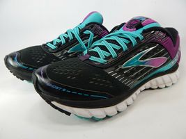 Brooks Ghost 9 Size US 10 M (B) EU 42 Women's Running Shoes Black 1202251B092 image 3
