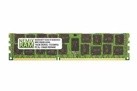 Kingston Value Ram 16GB 1333MHz DDR3 PC3-10666 Ecc Reg CL9 Dimm Dr x4 Server Memo - $117.86