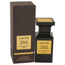 Tom Ford Tuscan Leather 1.7 Oz Eau De Parfum Spray image 3