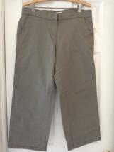 Calvin Klein Green Ladies Jeans Size 10 (#2986)  - $14.99