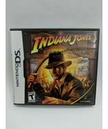 Indiana Jones and the Staff of Kings (Nintendo DS, 2009) - $6.43