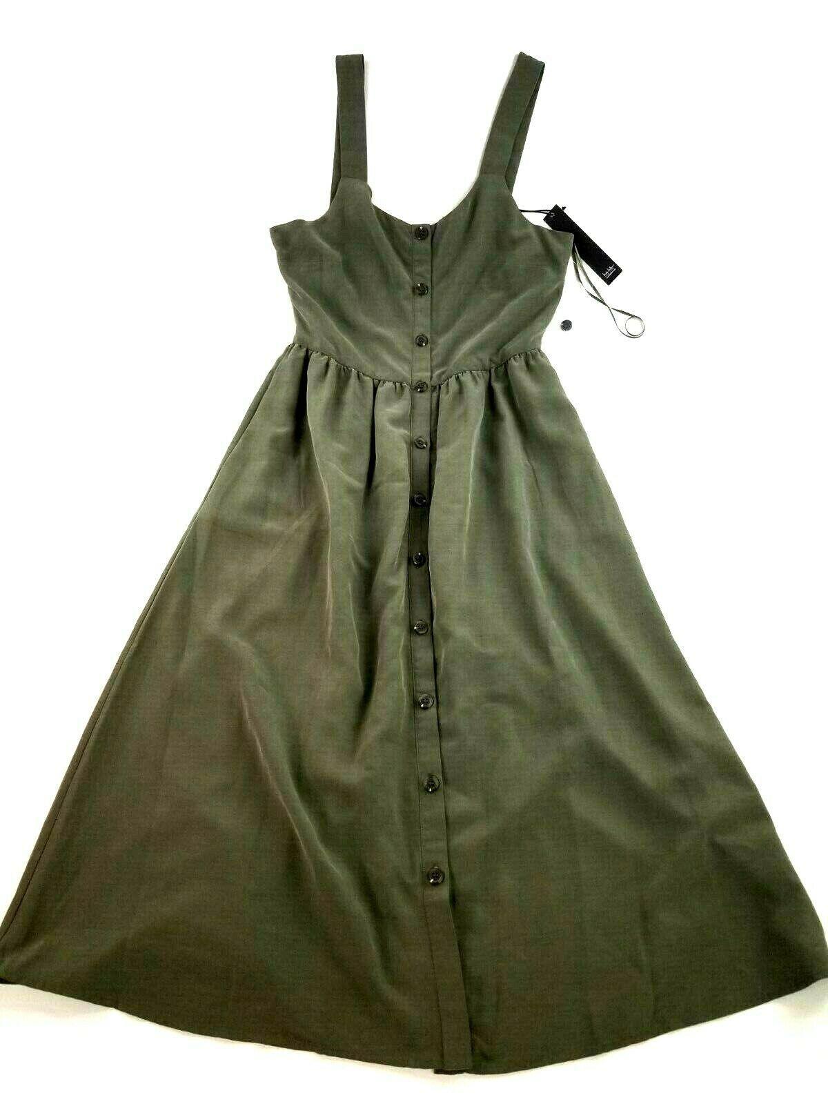 Nicole Miller New York Paillette-Trim Strapless Cocktail Dress Sz 2,4,10 NWT