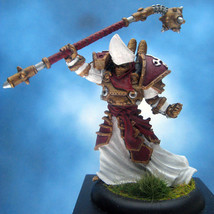 Painted Privateer Press Miniature Warmachine High Exemplar Kreoss Warcaster - $66.69