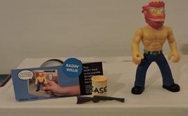 Playmates Toys Simpsons Series 8 Ragin Willie Intelli-Tronic Toy - $4.95