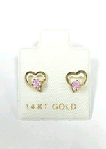 14k Gold Earring On Sale This Week - $25.48