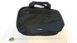 Vera Bradley Lighten Up Travel Organizer 25070-4810 Black Makeup Case To... - $69.29
