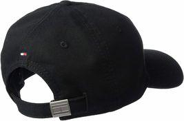 Tommy Hilfiger Men's Tommy Hat Embroidered Branding Logo Baseball Cap 6950130 image 12