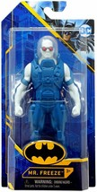 """DC Batman Mr. Freeze 6"""" Figure New in Package - $19.88"""