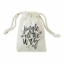 Jingle All the Way Christmas Holiday Favor Bags, 6-Pack - $18.81