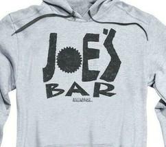 BattleStar Galactica Sci-Fi TV series Joe's Bar pullover graphic hoodie BSG273 image 2