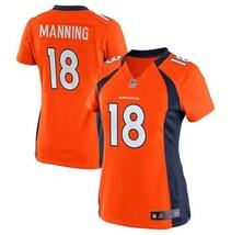 Nike Denver Broncos Limited Jersey Peyton Manning #18 Women's Size XS Or... - $98.95