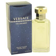 Versace Dreamer Cologne 3.4 Oz Eau De Toilette Spray image 5