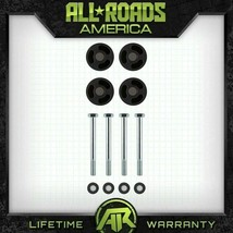 """Fits 1997-2006 Jeep Wrangler TJ Bump Stop Extender Kit For 2"""" - 4"""" Lifts... - $23.70"""