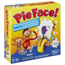 Hasbro Rocket Games Pie Face Game Great Family Fun Boys & Girls Play Time - $13.48