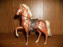 1950's Metal Horse, Trigger, Roy Rogers, Cowboy, Western - $29.99