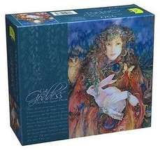 Call Of The Goddess Esther Fantasy Jigsaw Puzzle 550 pc New Sealed Box - $22.28
