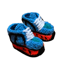 27.Baby Crochet Runner Y-700 Bright Shoes - $34.99