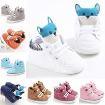 Newborn Baby Winter Warm Snow Boots Infant Boy Girl Crib Shoes Prewalker... - $8.70